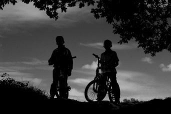 BMX'ers