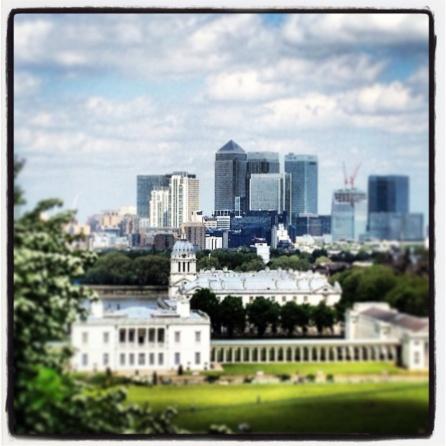 Greenwich observation