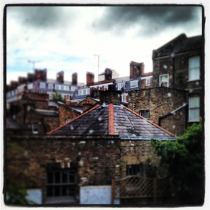 Farringdon rooftops