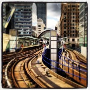 Dockland Light Railway