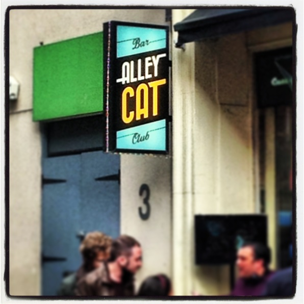 The Alley Cat Club