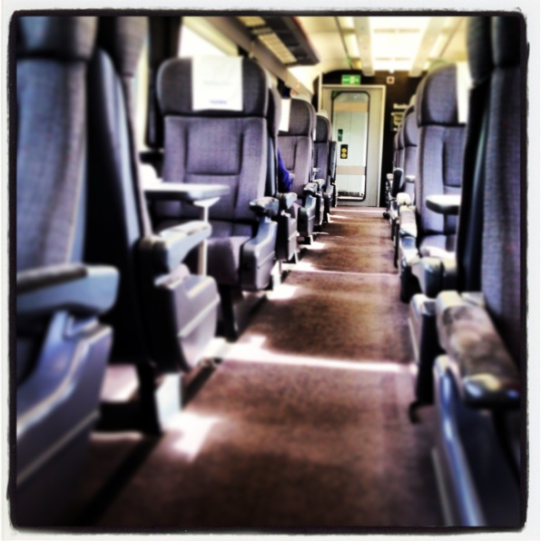 Chiltern Line - Business Class